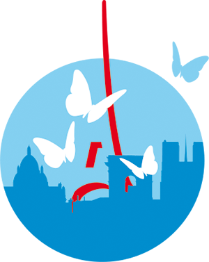 Les Papillons Blancs de Paris